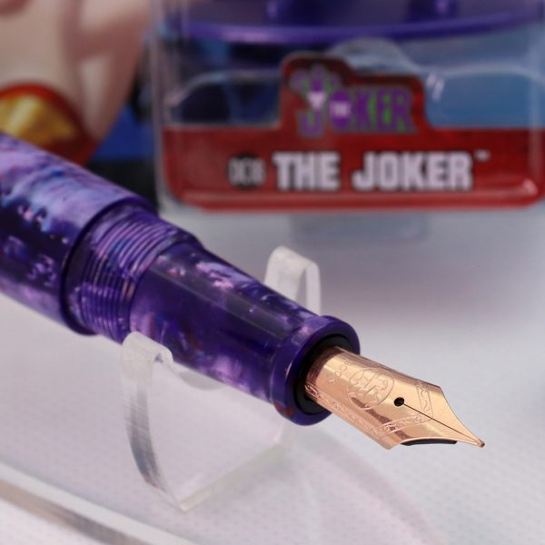 wet and wise fountain pen the joker