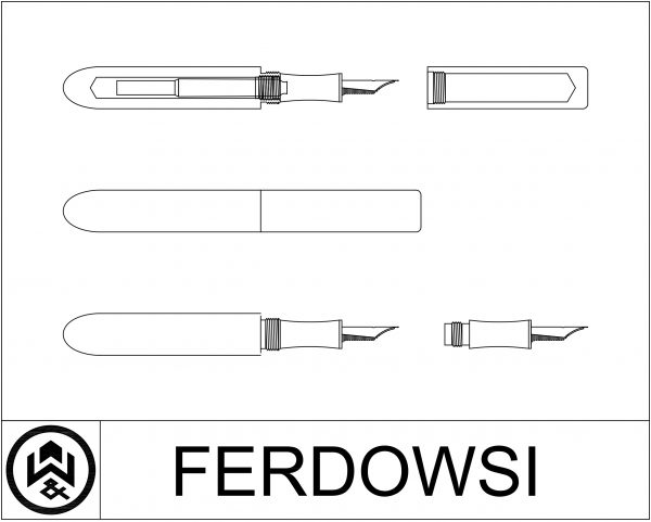 wet and wise cad design drawing ferdowsi