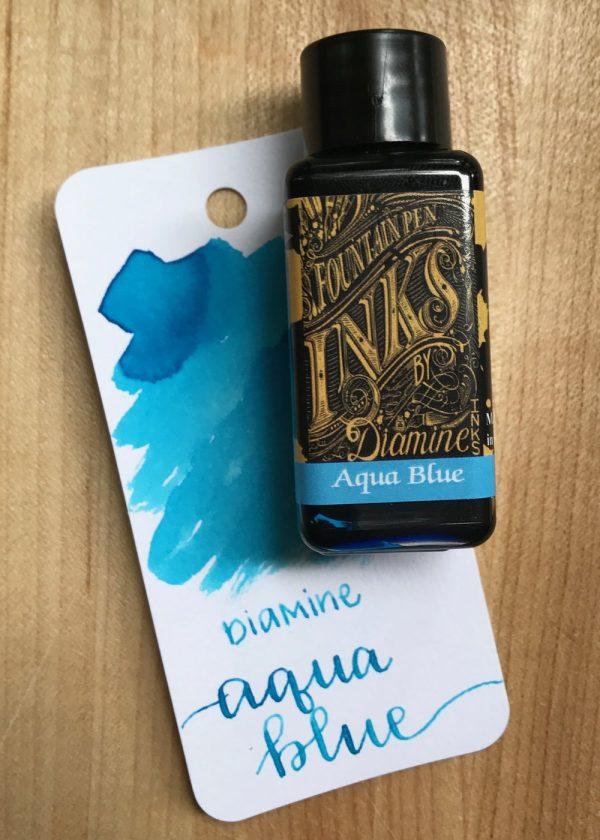 Ink Diamine Aqua Blue 80ml