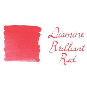 Diamine Brilliant Red-30ml Bottled Ink