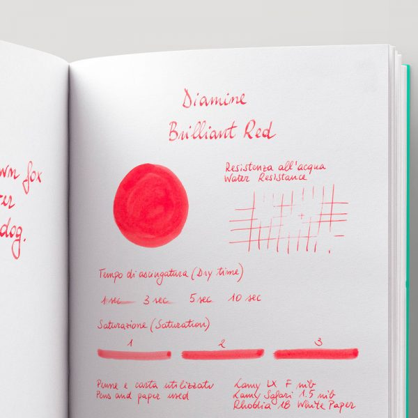 Ink Diamine Brilliant Red 30ml