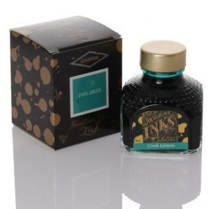 Diamine Cool Green-80ml Bottled Ink