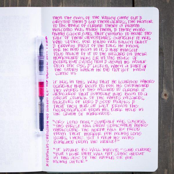 Ink Diamine Hope Pink 80ml