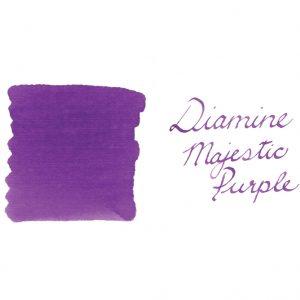 Diamine Majestic Purple-80ml Bottled Ink