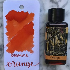 Diamine Orange-30ml Bottled Ink