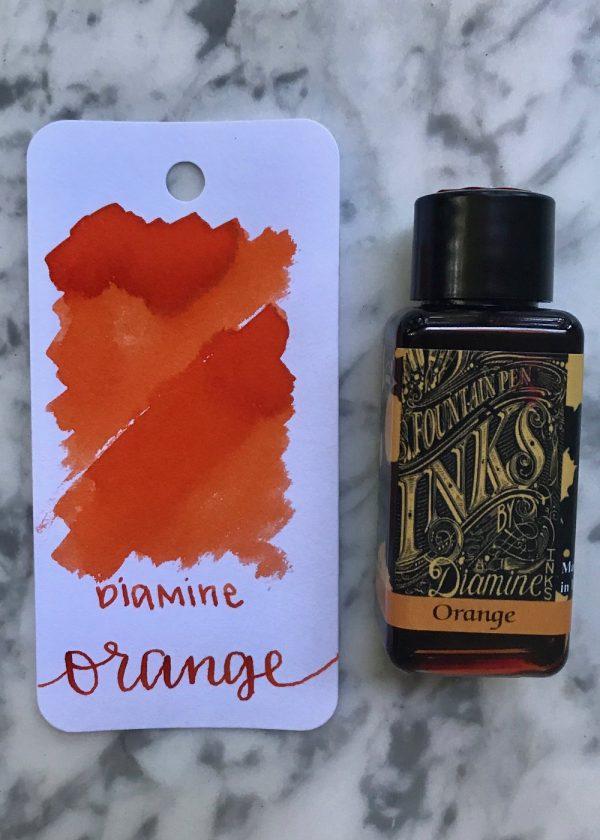 Ink Diamine Orange 30ml