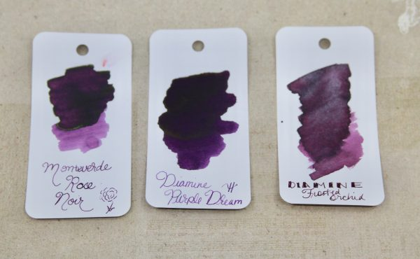 ink diamine purple dream 40ml - 150th anniversary