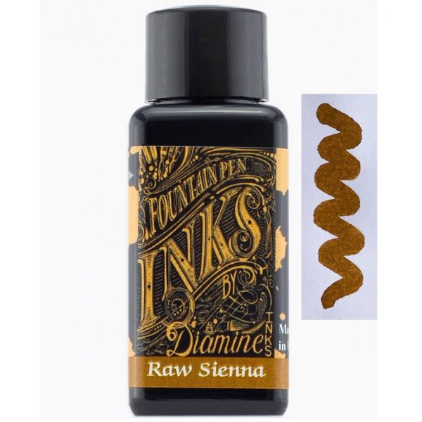 Ink Diamine Raw Sienna 30ml