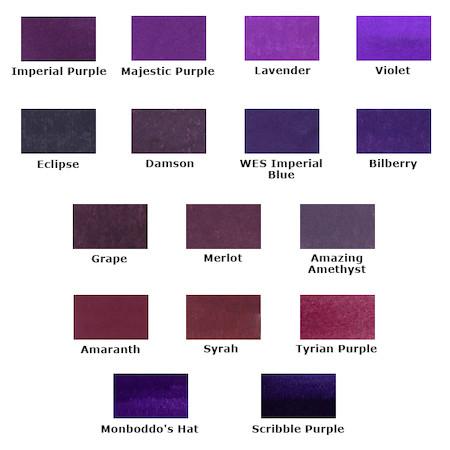 Ink Diamine Scribble Purple 80ml