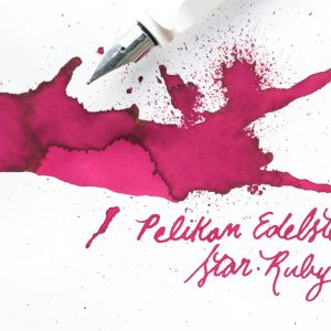 Pelikan Edelstein Star Ruby-50ml Bottled Ink (Ink of the Year)