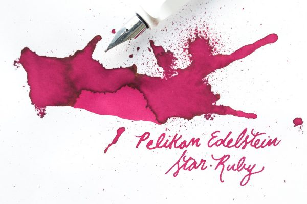 Pelikan Edelstein star ruby - 50ml Bottled Ink