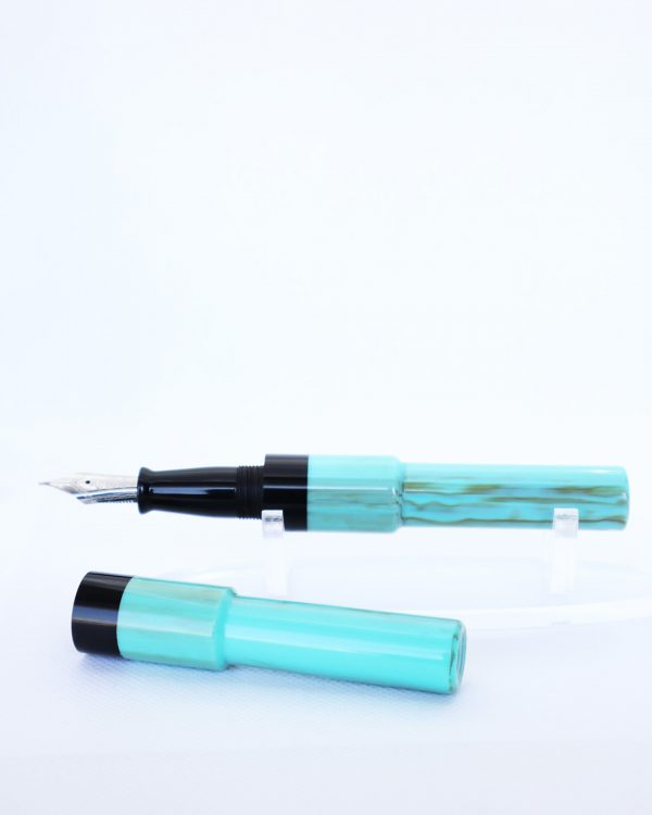 Wet and Wise Bridge Shallow Sea Green Fountain Pen