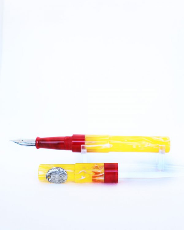 Wet and Wise Bridge Flame Fountain Pen
