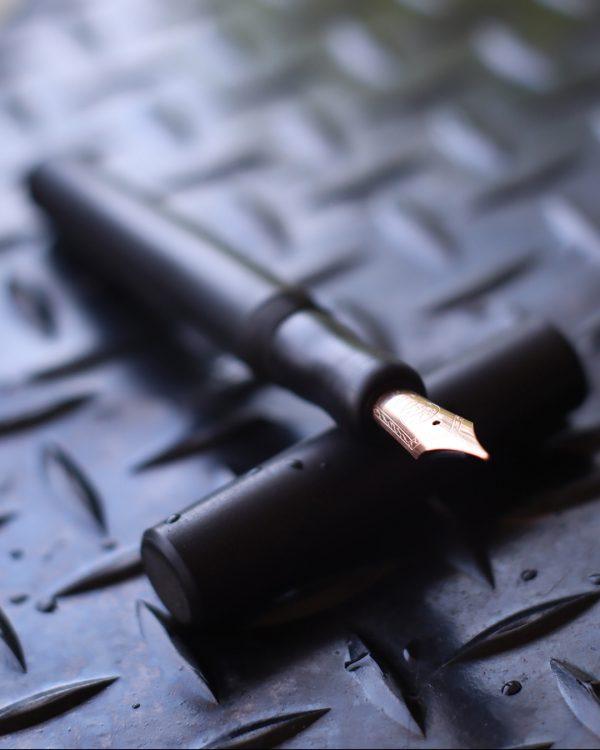 Wet and Wise Black Velvet- Fountain Pen