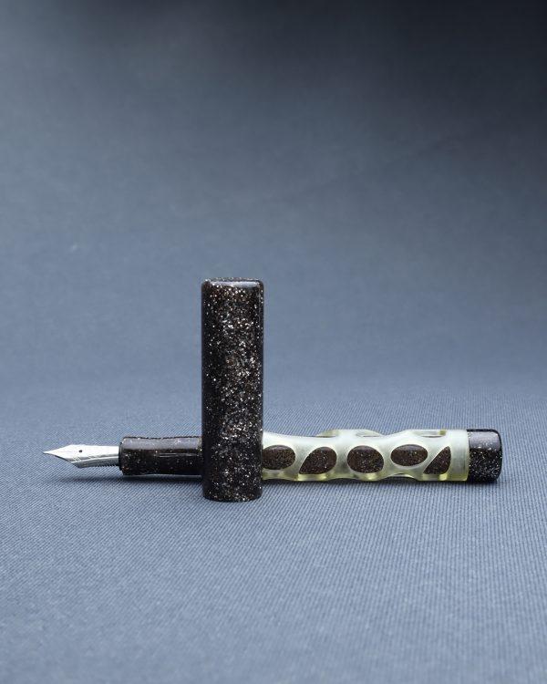 Wet and Wise Quantum Quartz Fountain Pen