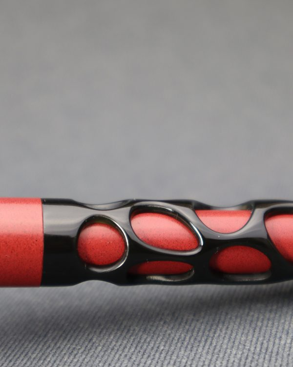 Wet and Wise Red Panther Fountain Pen